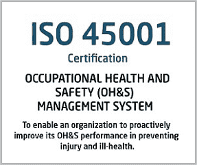 ISO 45001 Certification Qatar